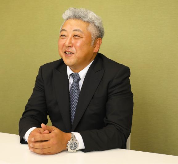 代表取締役 上柳浩志